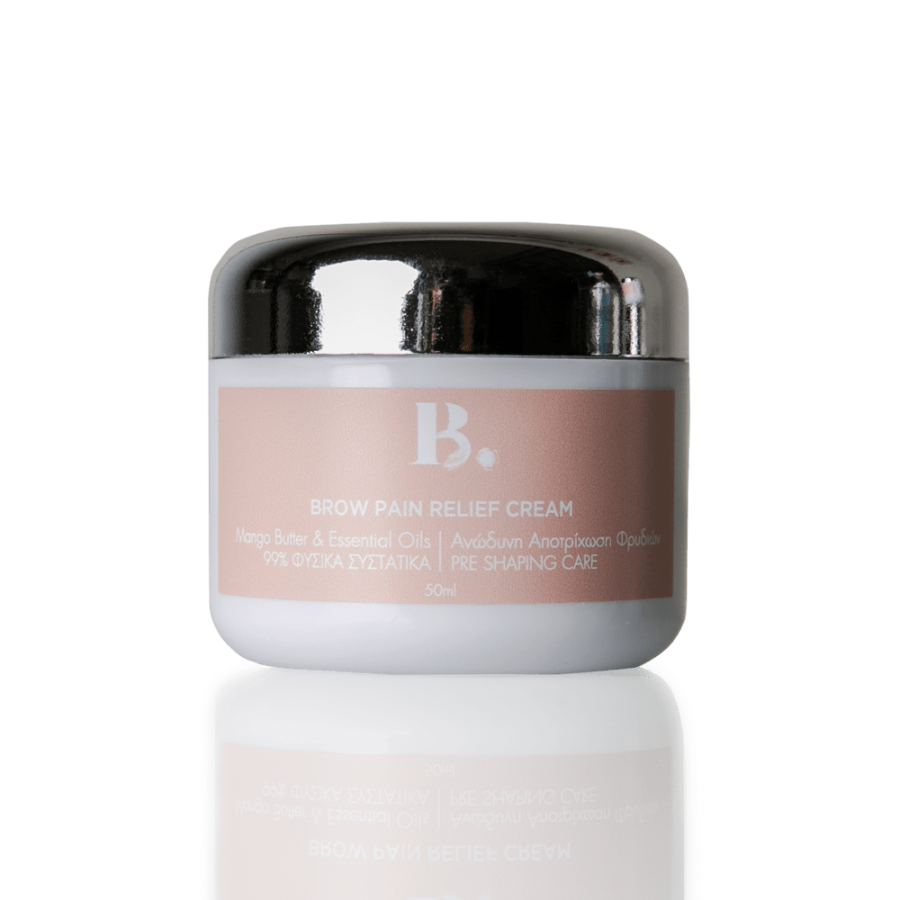 B. PRE SHAPING BROW PAIN RELIEF CREAM 50ml